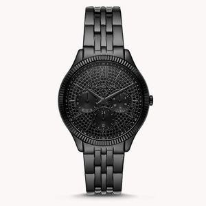 MK Black Benning Watch $350 retail NWT